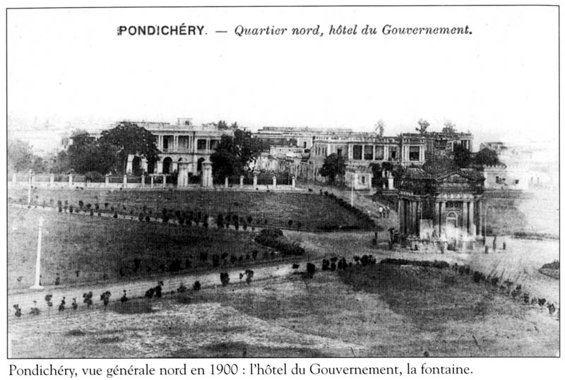 Pondicherry Government Hotel_ 1900