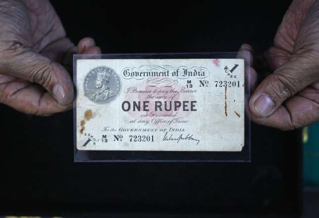 first paper currency