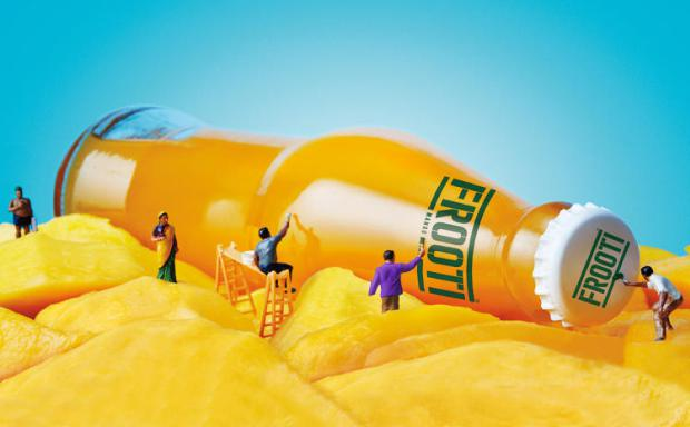 the frooti life, new frooti ad