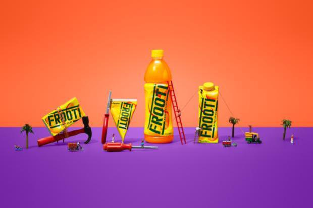 new frooti ad 17