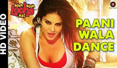 sunny leone, paani wala dance