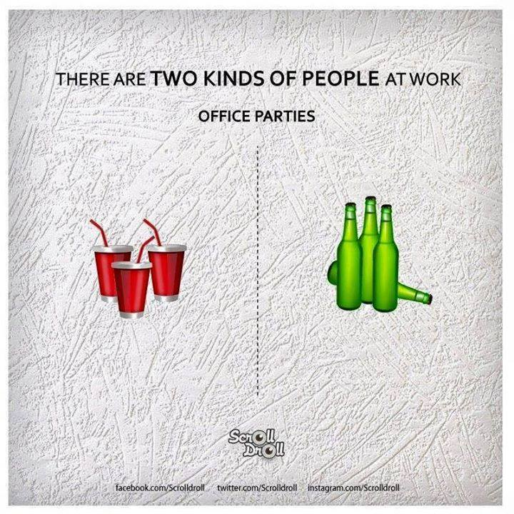 two kinds of people at work 1