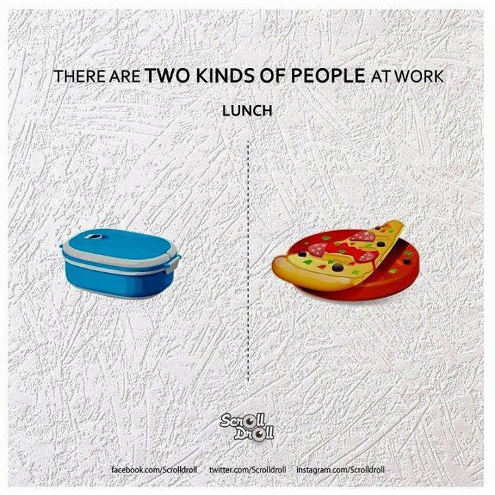two kinds of people at work 3