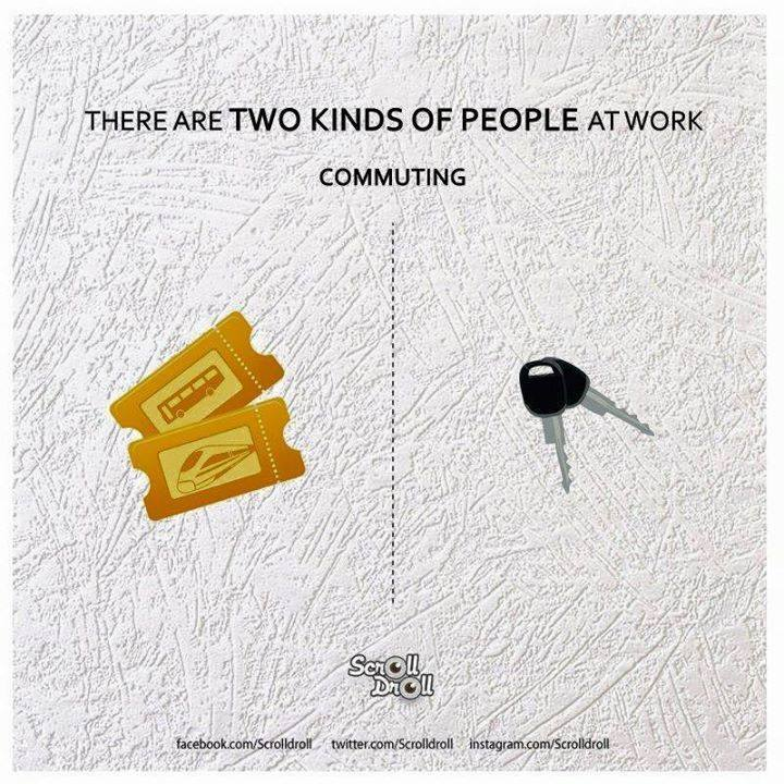 two kinds of people at work 8