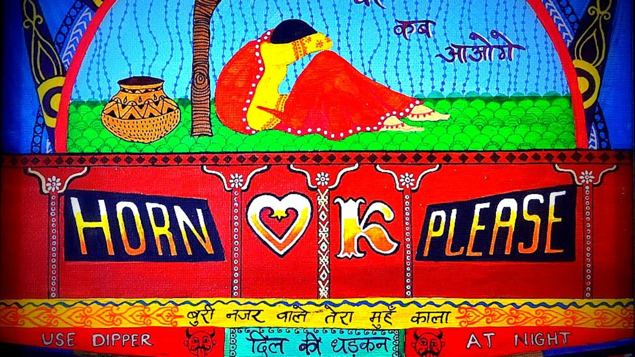 20 Funny Quotes & Slogan Written Behind Indian Trucks | Reckon Talk