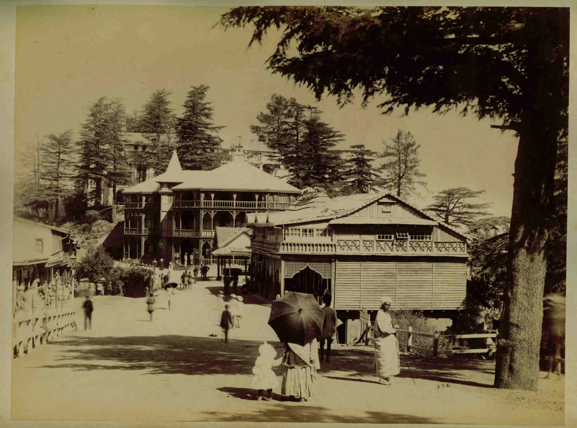 Another View of the Mall_1882