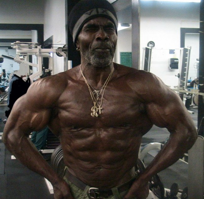 10 Most Incredible & Badass Old Age Bodybuilders | Reckon Talk