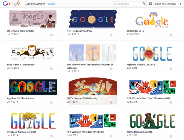 Google, cool things, useful tricks, doodle, knowledge, comparison, timer, gmail, filter, game, plan, good