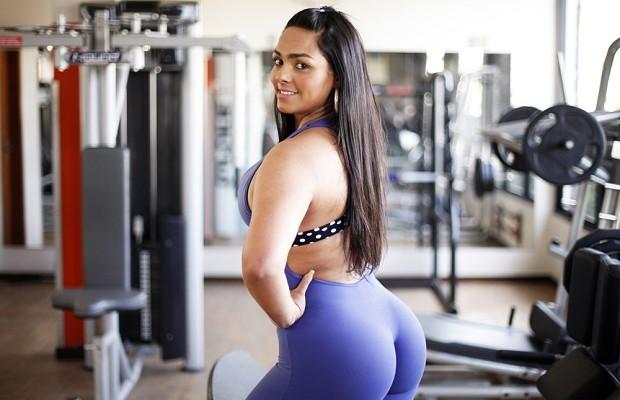 Ass big butt woman