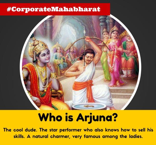 Corporate Mahabharat 11