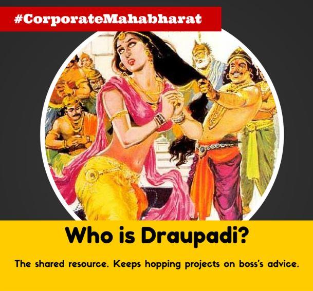 Corporate Mahabharat 12