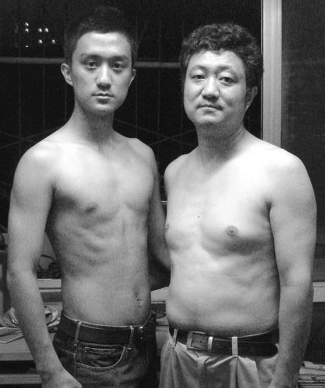 Father Took a Photo Every Year with his Son for 30 years  26 Adorable Pics 19