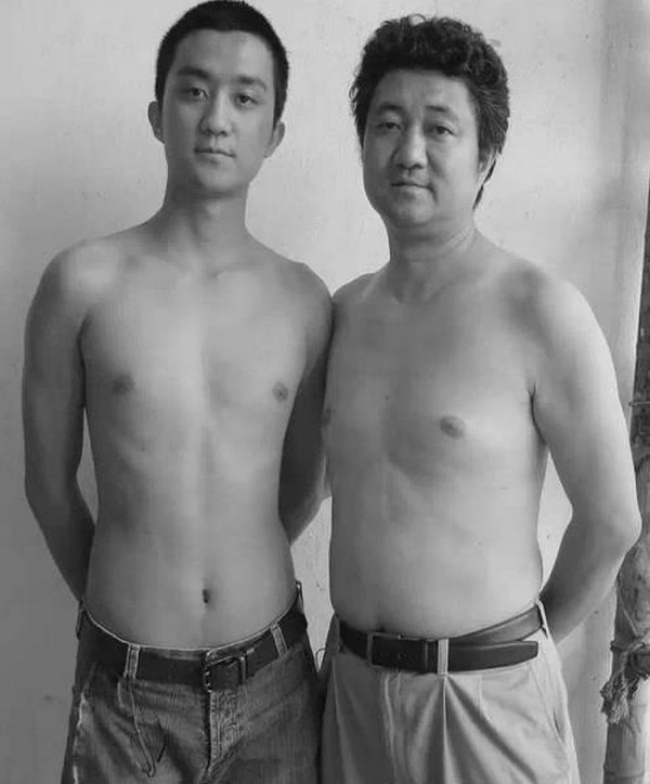Father Took a Photo Every Year with his Son for 30 years  26 Adorable Pics 20