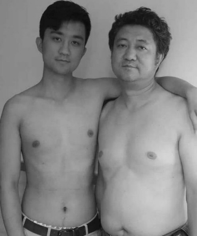 Father Took a Photo Every Year with his Son for 30 years  26 Adorable Pics 24