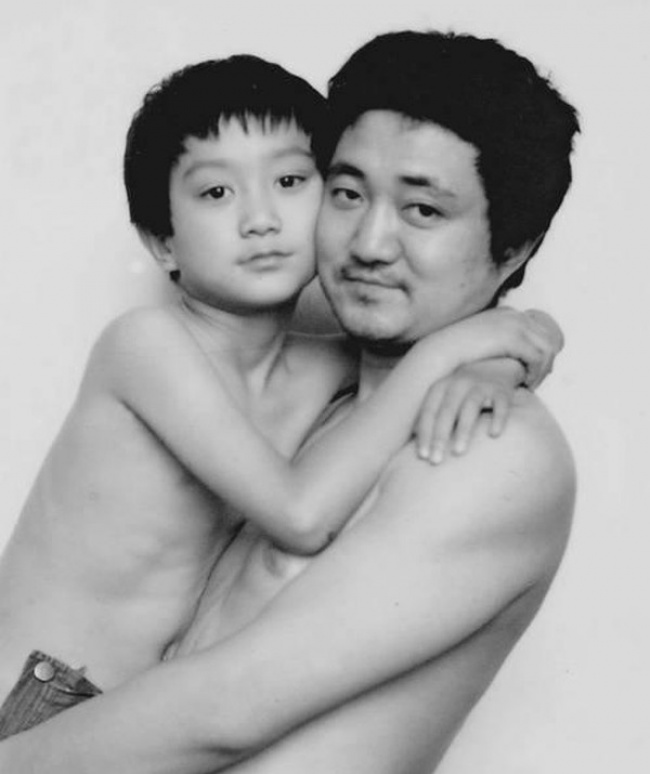 Father Took a Photo Every Year with his Son for 30 years  26 Adorable Pics 8