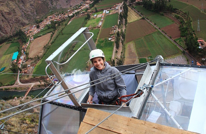 hotel, peru, Sacred Valley, Skylodge, South america, peru hotel, scariest hotel, Sacred Valley, Capsules hotel, most dangerous hotel, most scary hotels, Adventure Suites, top 10 hotel
