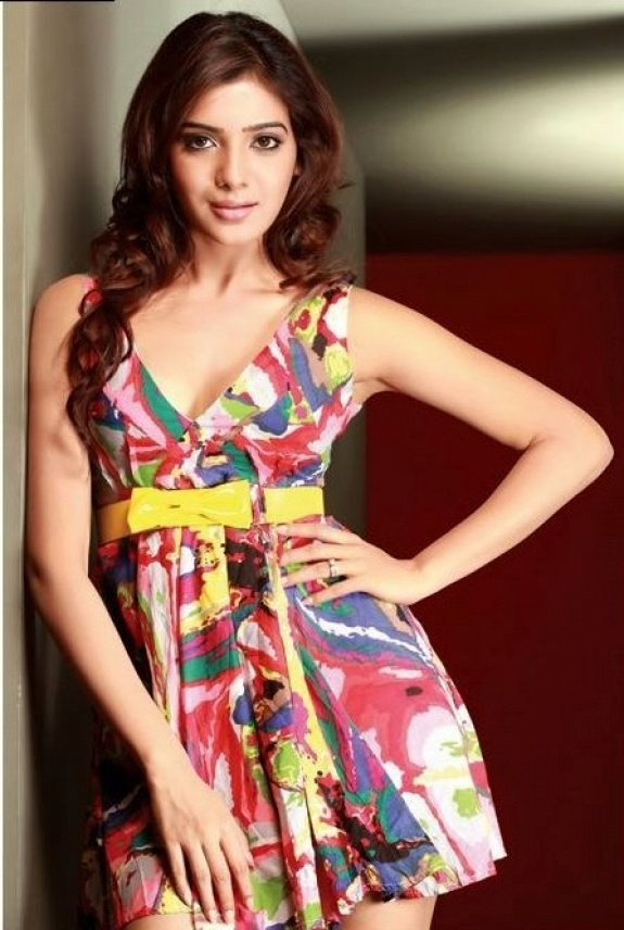 Prabhu ruth samantha tamil actress