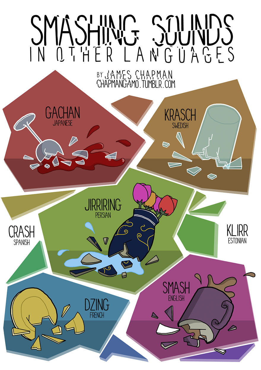 strike in different languages