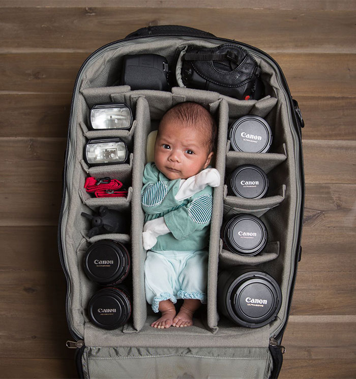 baby, camera, Camera bag, newborn, photography, cute, sweet, adorable, baby, kids, lovely, photographers, funny, pictures