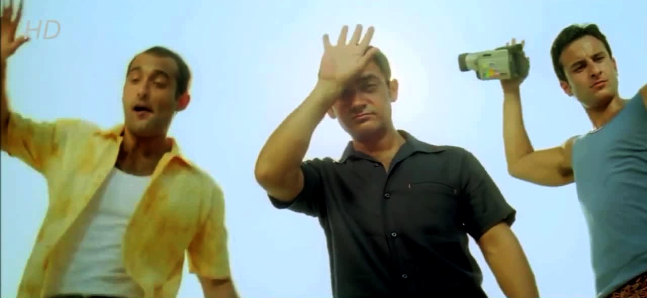 dil chahta hai scene analysis 'dil chahta hai' is definitely one of those movies that has the potential to be  called things like 'young' and 'fresh' for years and on even 15.