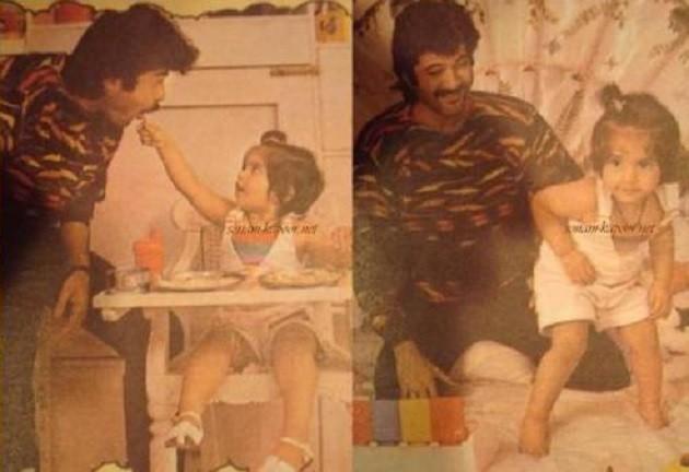 Aish with daughter, Esha Deol with dad, deepika with dad, Anil Kapoor with daughter, shraddha kapoor, shakti-kapoor, deepika with dad, son vs daughter, parents