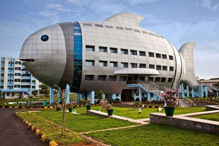 14 Most Amazing Office Buildings In India | 4th Is Really ... - photo#25