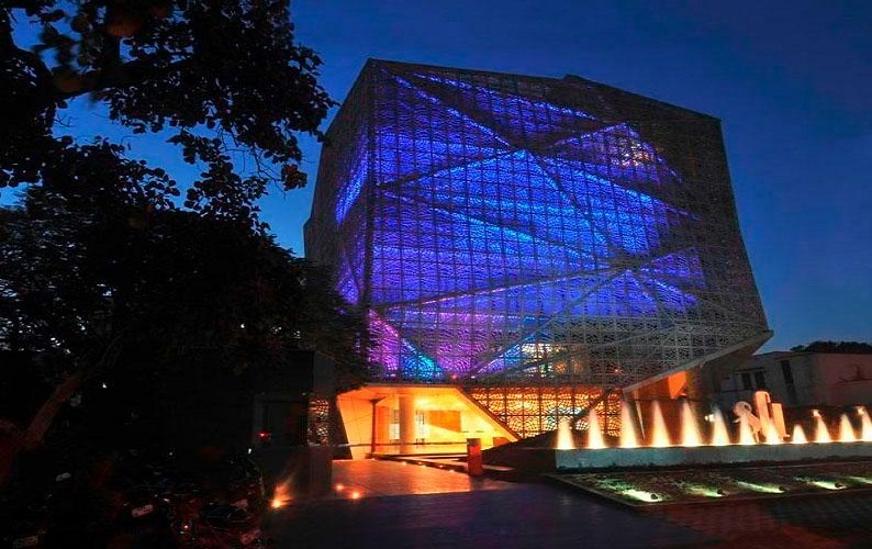 14 Most Amazing Office Buildings In India | 4th Is Really ... - photo#42