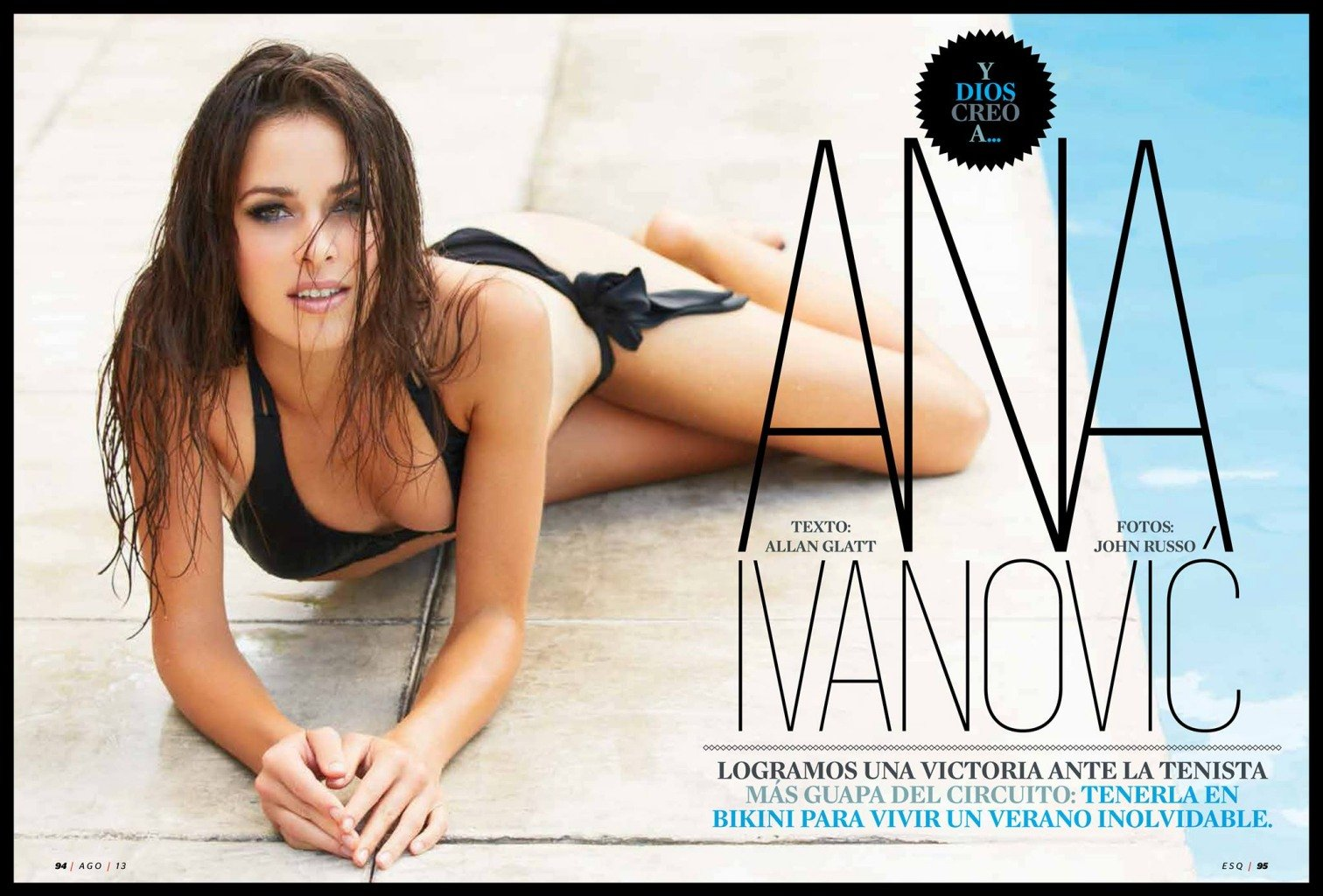 Ana Ivanovic, Serbian tennis player female