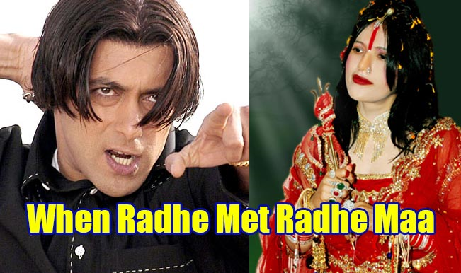 Radhe Maa, the self-styled god woman is breaking internet with her latest seductive images and pics. Picture of Radhe Maa in red mini skirt has gone viral. Take a look at the collection of Best Radhe Maa jokes and picture messages that can be shared with your friends for a bout of laughter.