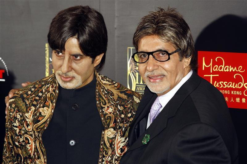 Célèbre 8 Bollywood Stars At Madame Tussaud's Wax Museum London 2015  NI74