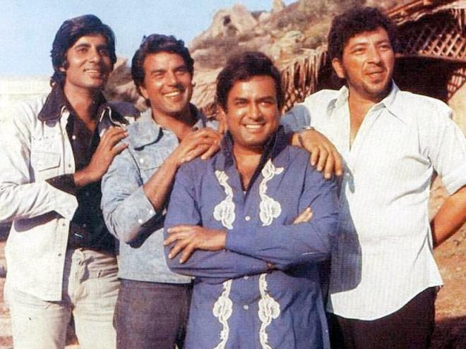 sholay , sholay facts , sholay star cast , sholay movie