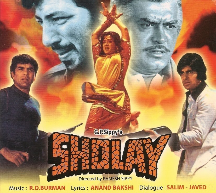 sholey film