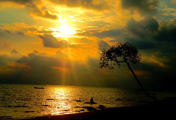 Andaman, Nicobar, Kala Pani, india, Islands, tourists, Cellular Jail, Kala Pani Ki Saja, Jarawa, Tribal Jarawa woman, Dugong, Coconut crab, Barren Island, Volcano, facts, asia, photography