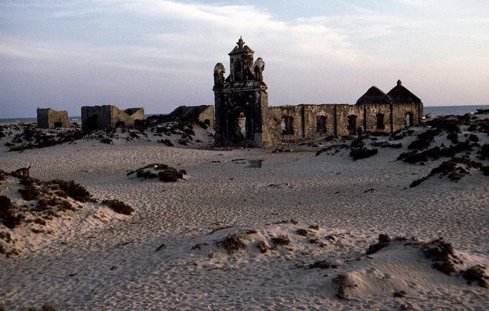 dhanushkodi places strange india visit weird unusual place earth rameshwaram 1964 cyclone kanyakumari most island travel haunted lost rama bridge