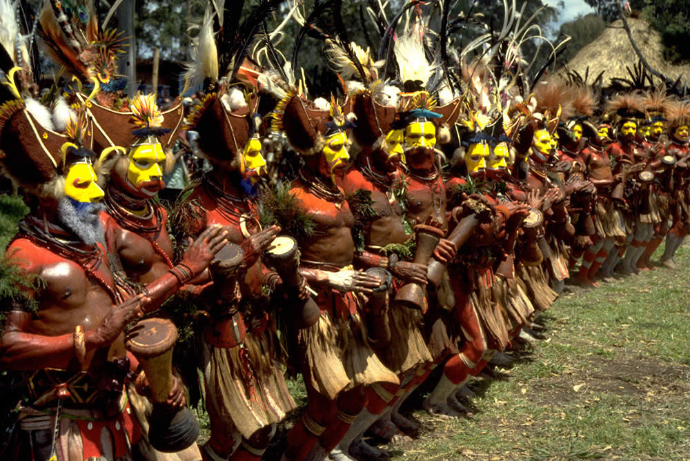 Facts About Papua New Guinea Food