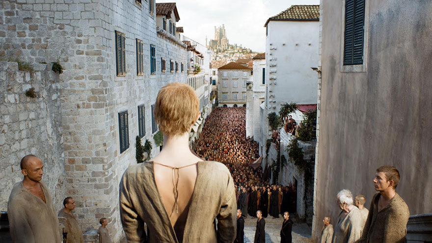 Game Of Thrones, filming locations, asta skujyte, razmiene, croatia, couple, tv series, popular, famous, fans, real life locations, filming set, tv show