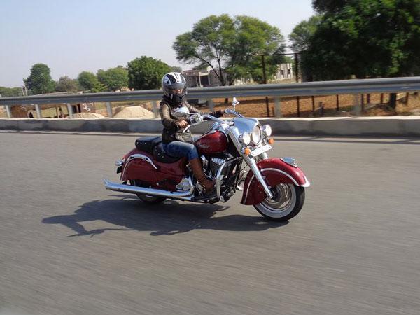 Roshni sharma Biking Trip from Kanyakumari to Kashmir (13)