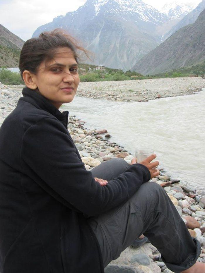 Roshni sharma Biking Trip from Kanyakumari to Kashmir (4)