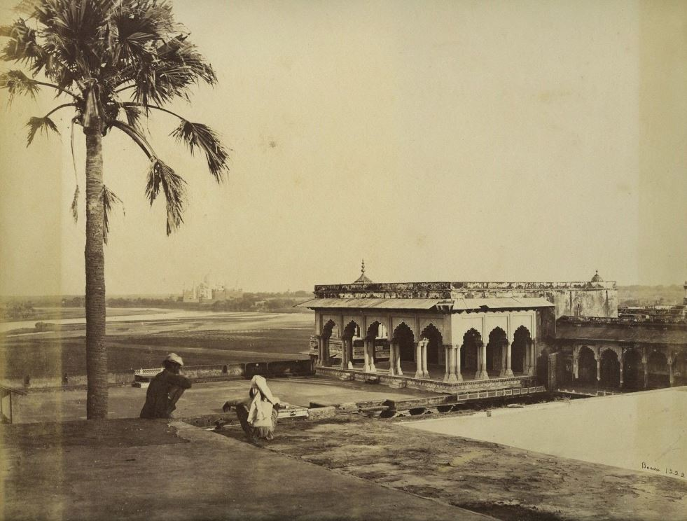 15 rare old photo 39 s of the city of taj agra part iii for Diwan i khas agra fort