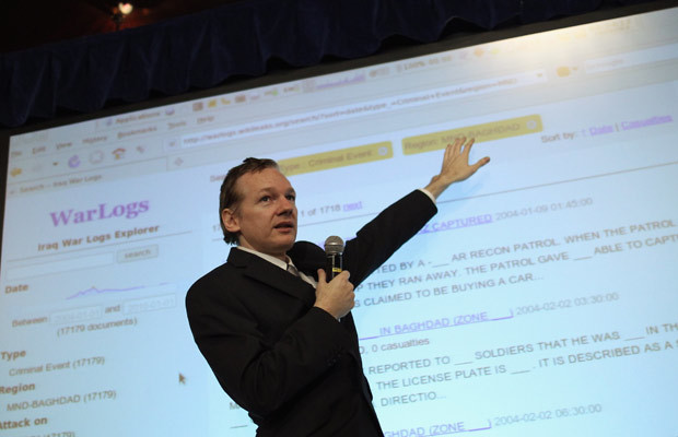 WikiLeaks Founder Julian Assange Facts