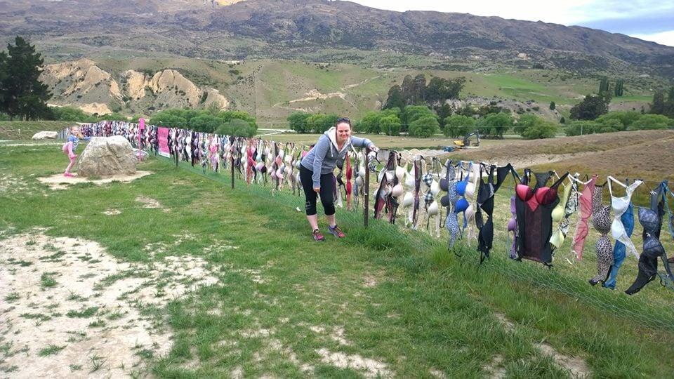 controversial, tourist attraction, weird, tourism, amazing, australia tourism, new zealand, bra fence, cardrona bra fence
