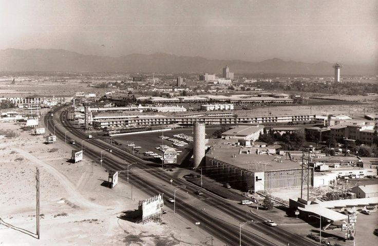 Las Vegas Strip, Nov. 1963