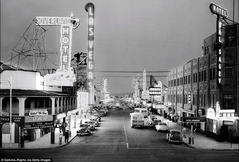 15 Rare Old Photo S Of Las Vegas Mega Series Part 1 Reckon Talk