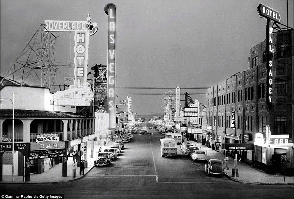 15 Rare Amp Old Photo S Of Las Vegas Mega Series Part 1