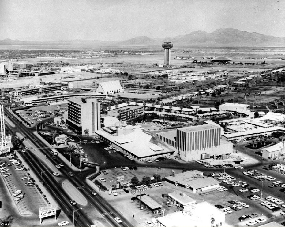 15 Rare Amp Historical Photos Of Las Vegas Quot The