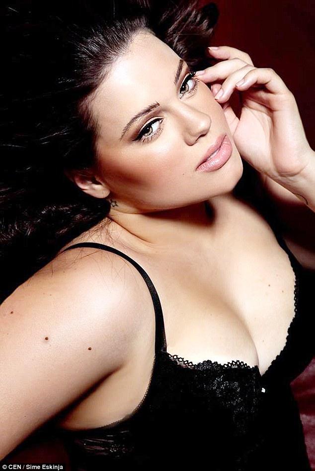 lucia lugomer, model, fashion, amazing, plus size model, sexiest, hottest, glamour, zagreb, croatia, plus size models pics, large size models, curvy girl