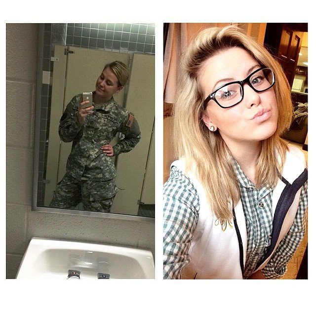 us female soldiers pictures