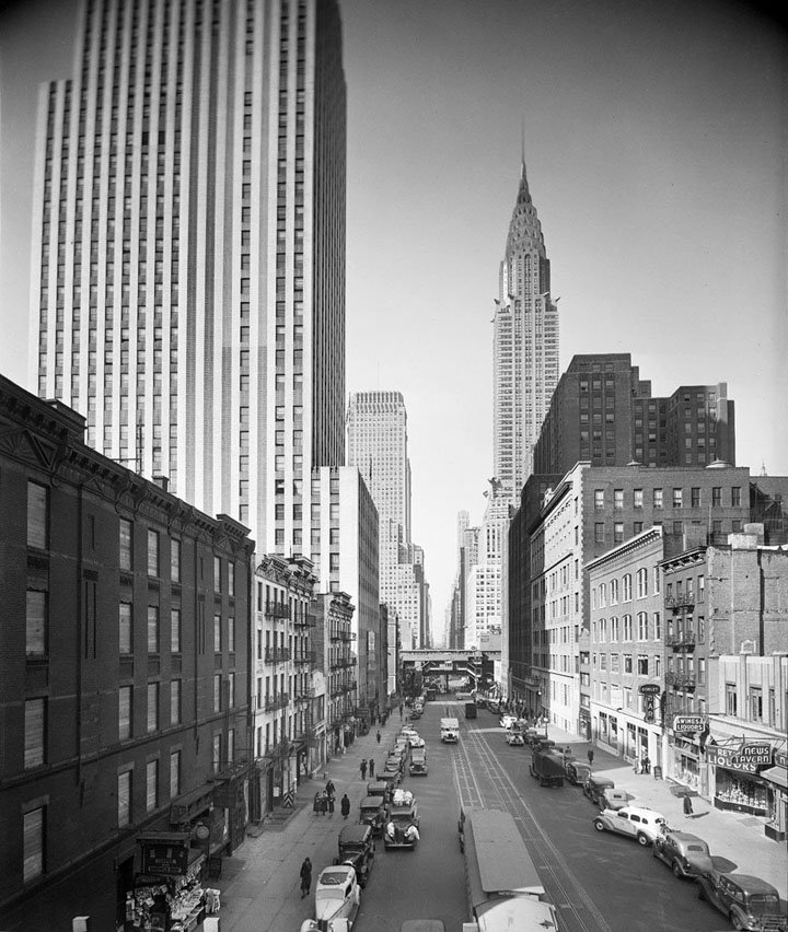 15 Rare & Old Photo's Of New York