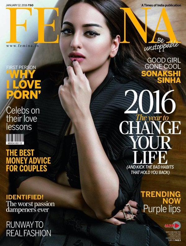 Hot Sonakshi Sinha Photo Shoot Bollywood Actress (5)
