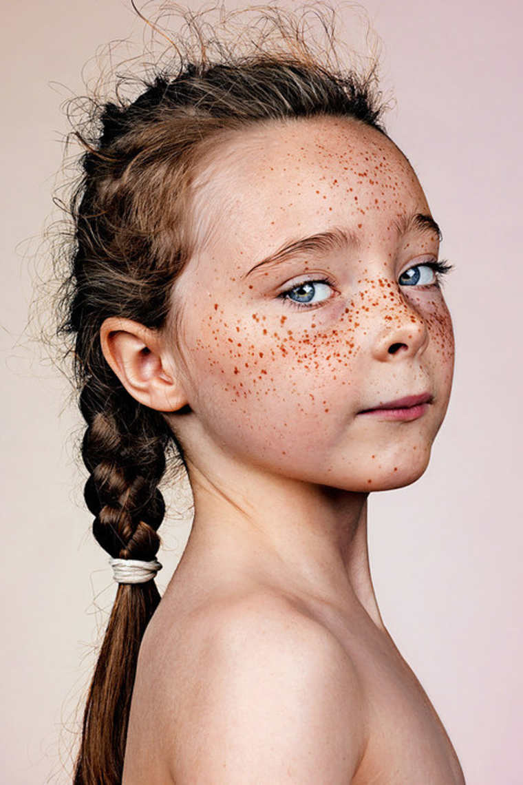 freckles portraits brock british elbank freckled instagram reckontalk photographer body face talk miles reckon striking